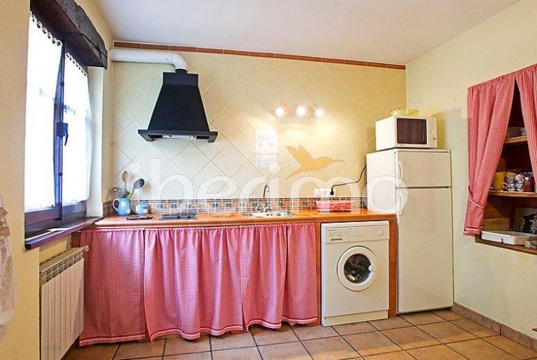Villa   Potes para 4 personas con lavadora p6