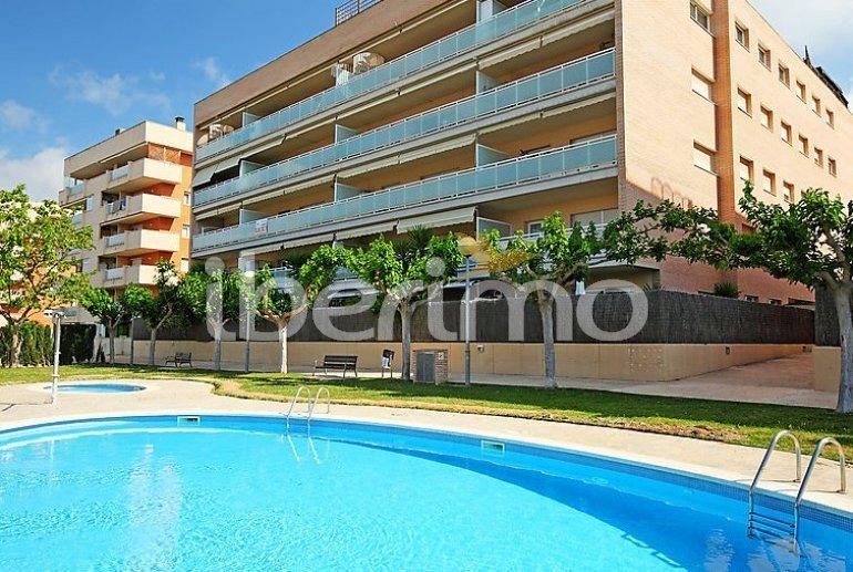 Apartamento   Salou para 6 personas con piscina comunitaria p0
