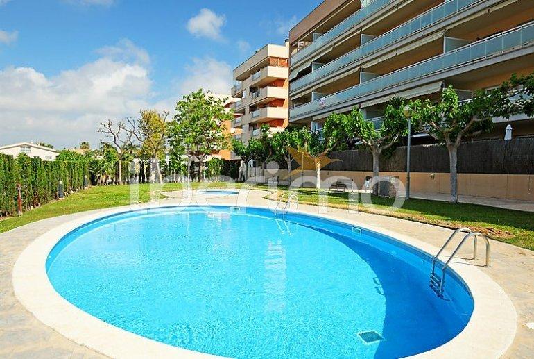Apartamento   Salou para 6 personas con piscina comunitaria p1