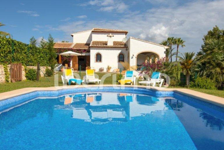 Villa   Javea para 9 personas con piscina privada p0