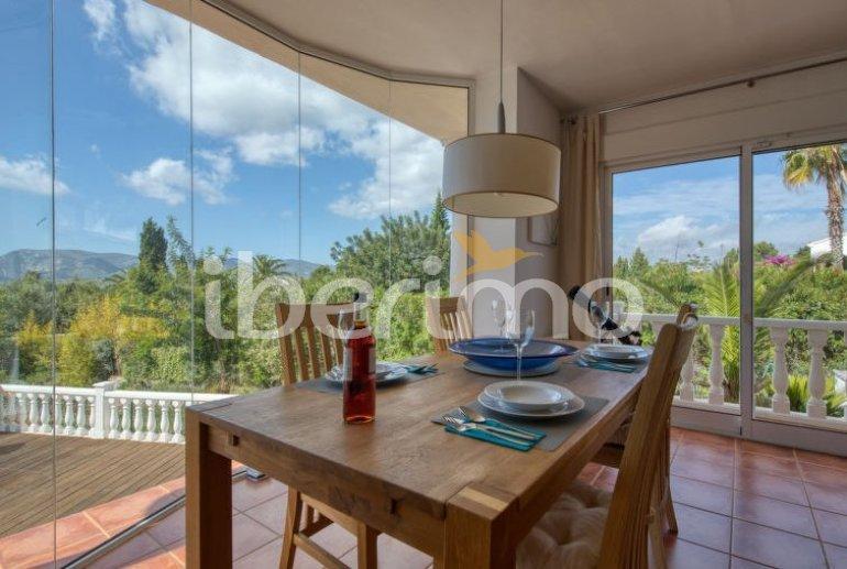 Villa   Javea para 6 personas con piscina privada p7