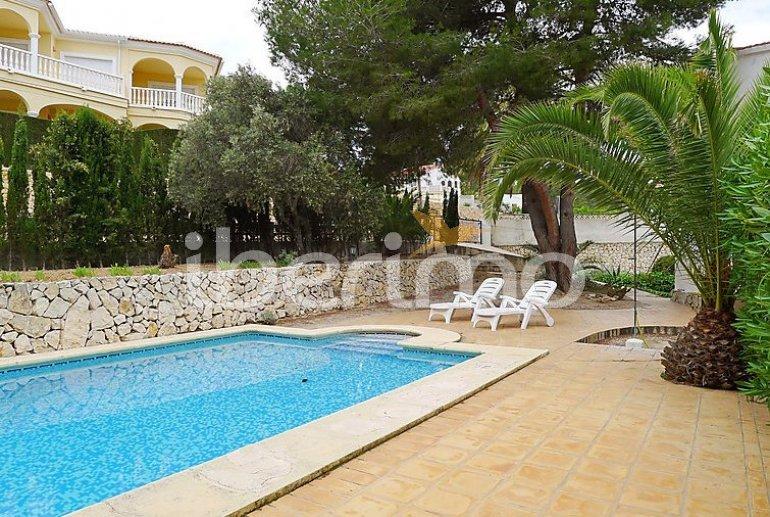 Villa   Calpe para 4 personas con piscina privada p3