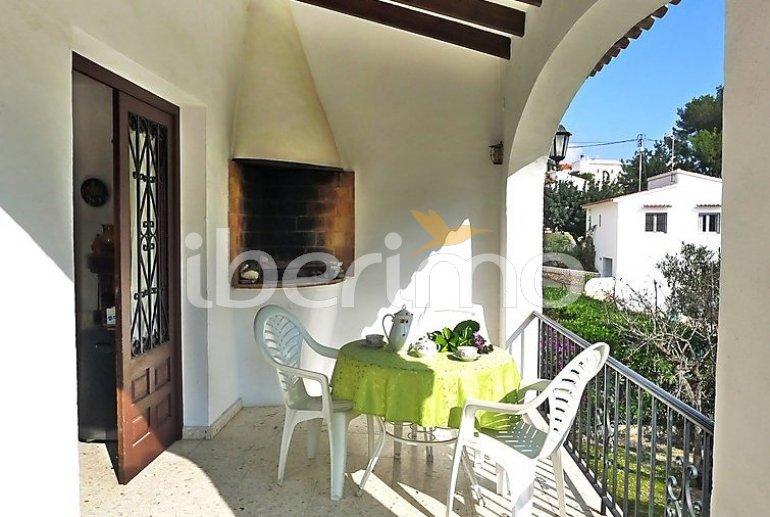 Villa   Calpe para 4 personas con piscina privada p4