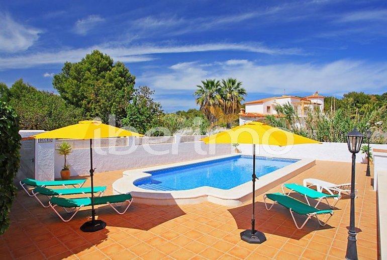 Villa   Calpe para 10 personas con piscina privada p3