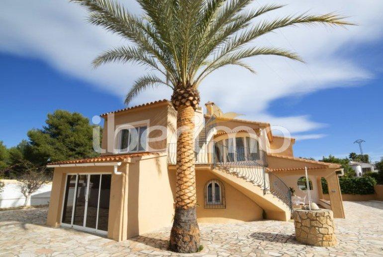 Villa   Calpe para 10 personas con piscina privada p4