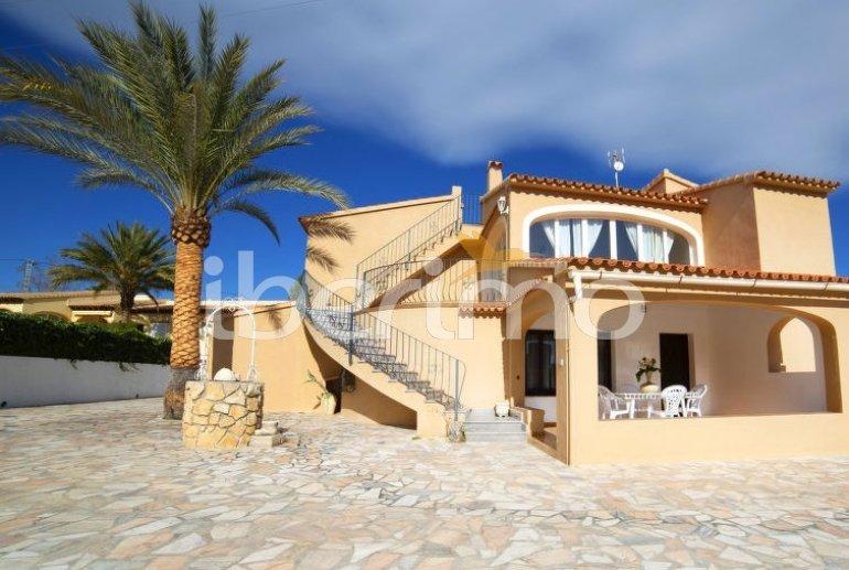 Villa   Calpe para 10 personas con piscina privada p5