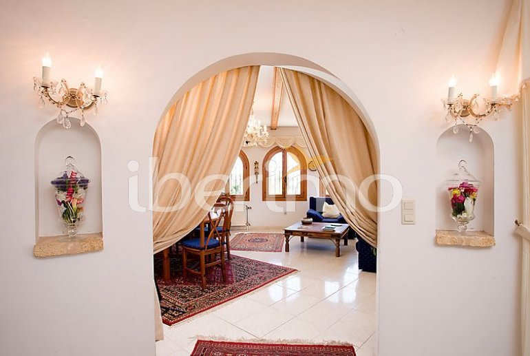 Villa   Calpe para 8 personas con piscina privada p10