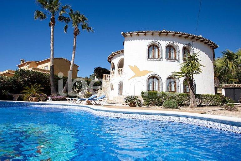 Villa   Calpe para 8 personas con piscina privada p4