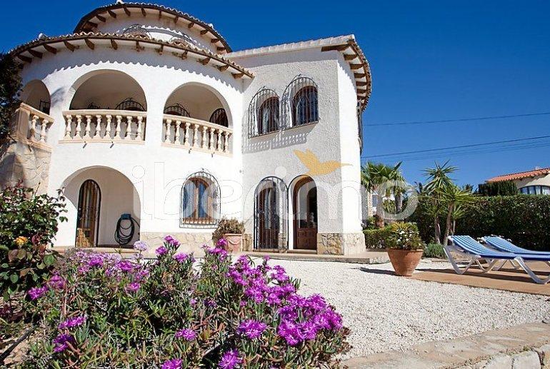 Villa   Calpe para 8 personas con piscina privada p5