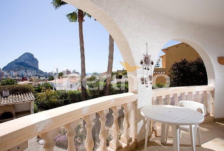 Villa   Calpe para 8 personas con piscina privada p6