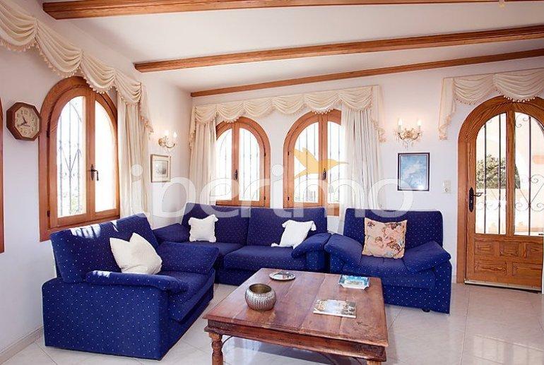 Villa   Calpe para 8 personas con piscina privada p8