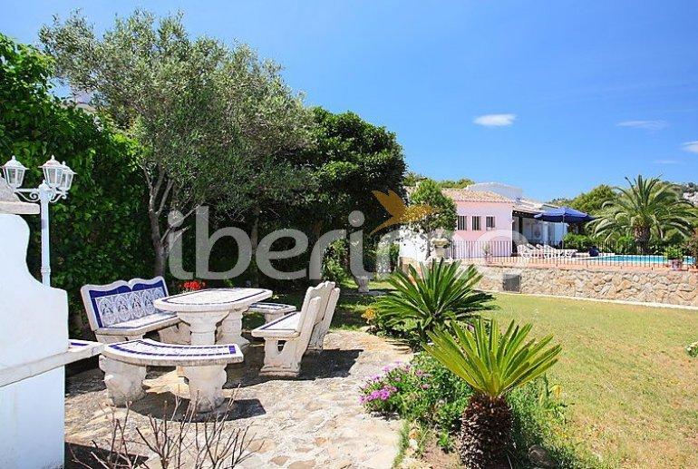 Villa   Moraira para 10 personas con piscina privada p3