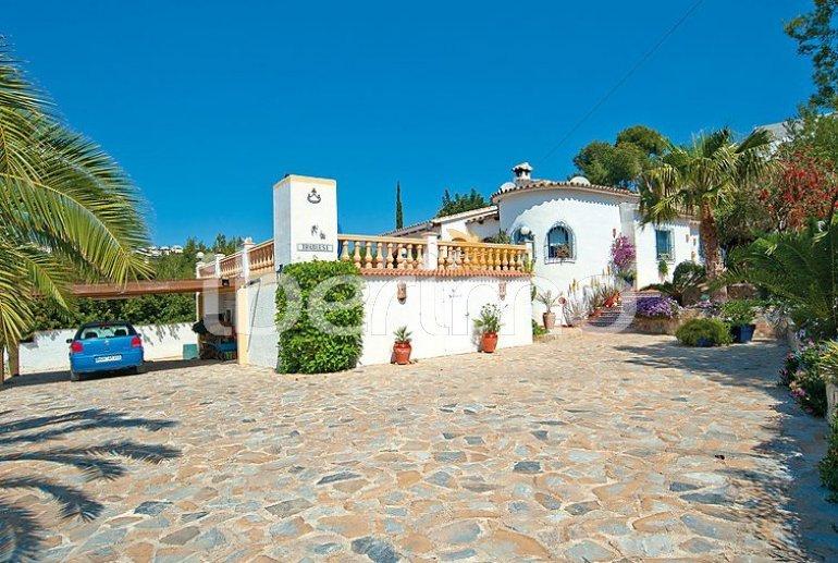 Villa   Moraira para 8 personas con piscina privada p3
