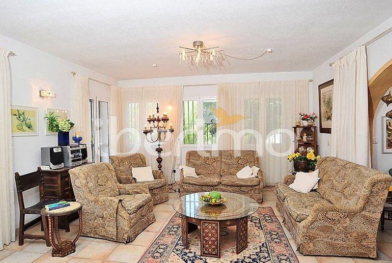 Villa   Moraira para 8 personas con piscina privada p6