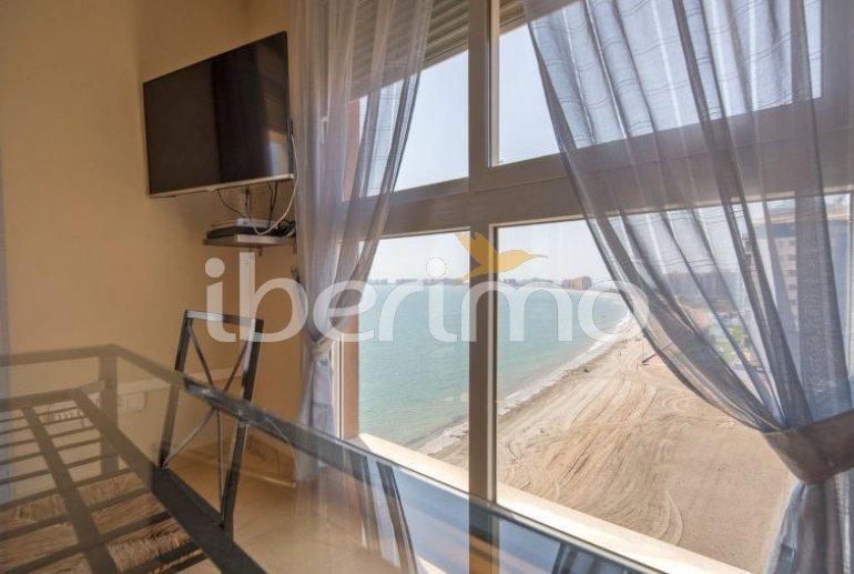Apartamento   La Manga del Mar Menor para 4 personas con piscina comunitaria p11