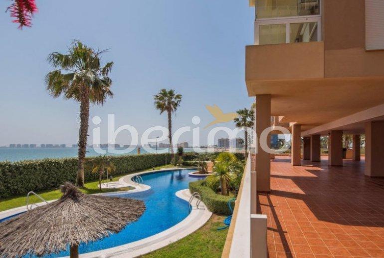 Apartamento   La Manga del Mar Menor para 4 personas con piscina comunitaria p3