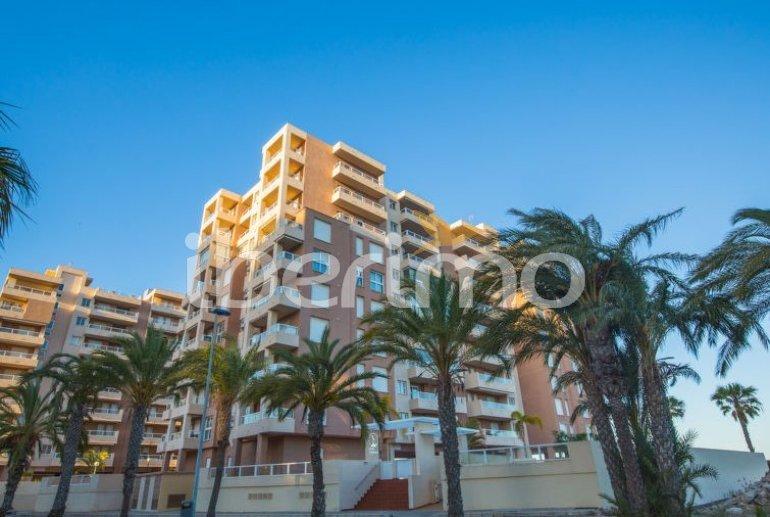Apartamento   La Manga del Mar Menor para 4 personas con piscina comunitaria p4