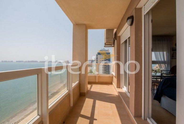 Apartamento   La Manga del Mar Menor para 4 personas con piscina comunitaria p8