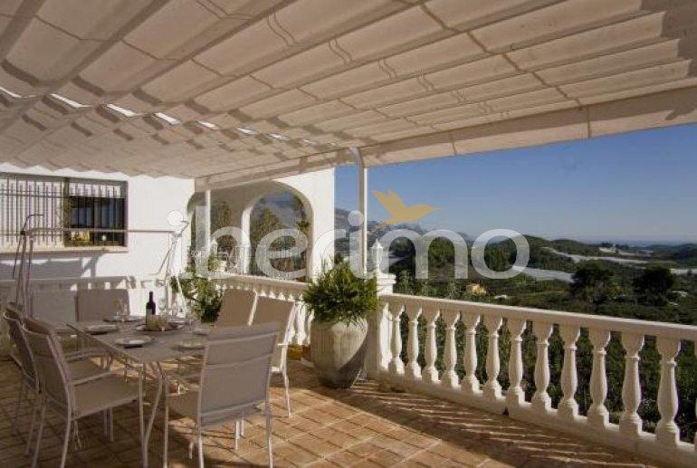 Villa   Callosa d´En Sarria - Confrides para 8 personas con piscina privada p3