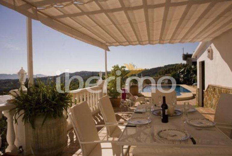 Villa   Callosa d´En Sarria - Confrides para 8 personas con piscina privada p5