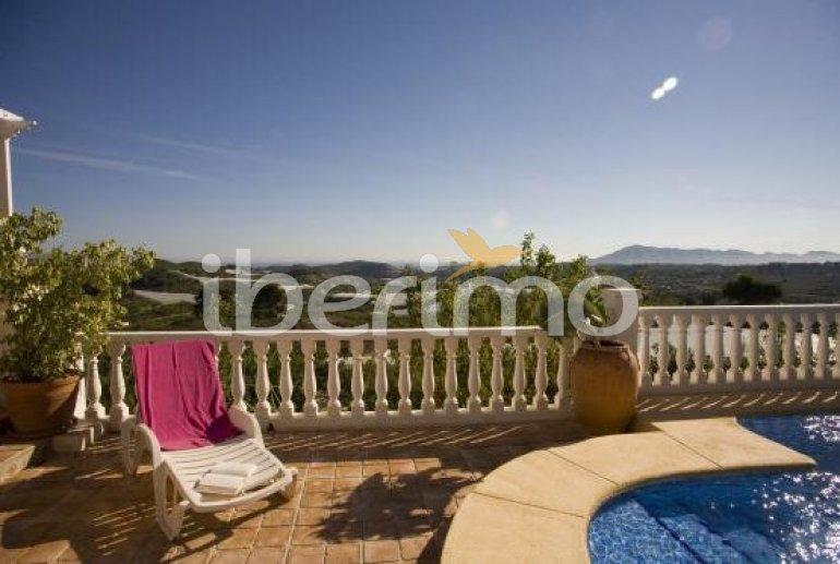 Villa   Callosa d´En Sarria - Confrides para 8 personas con piscina privada p6