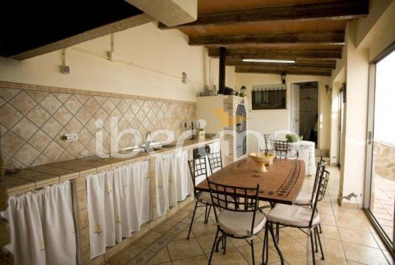 Villa   Callosa d´En Sarria - Confrides para 8 personas con piscina privada p8