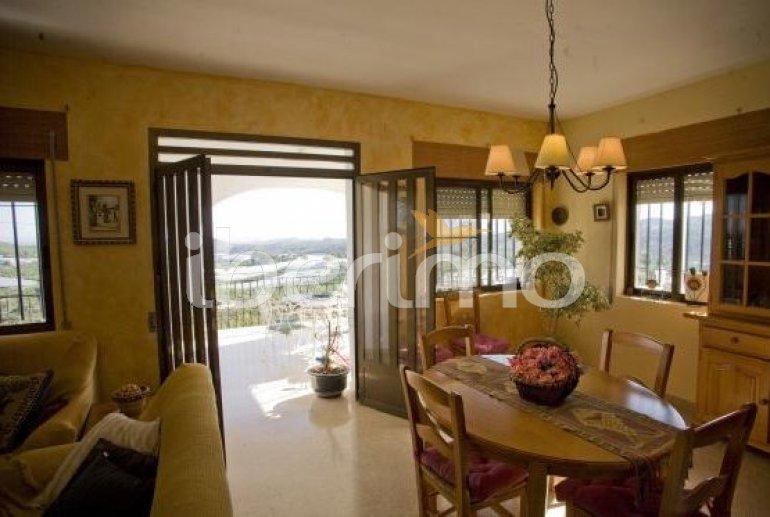 Villa   Callosa d´En Sarria - Confrides para 8 personas con piscina privada p10