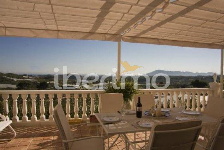 Villa   Callosa d´En Sarria - Confrides para 8 personas con piscina privada p15