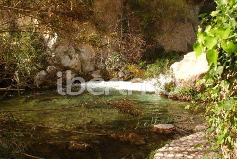 Villa   Callosa d´En Sarria - Confrides para 8 personas con piscina privada p17