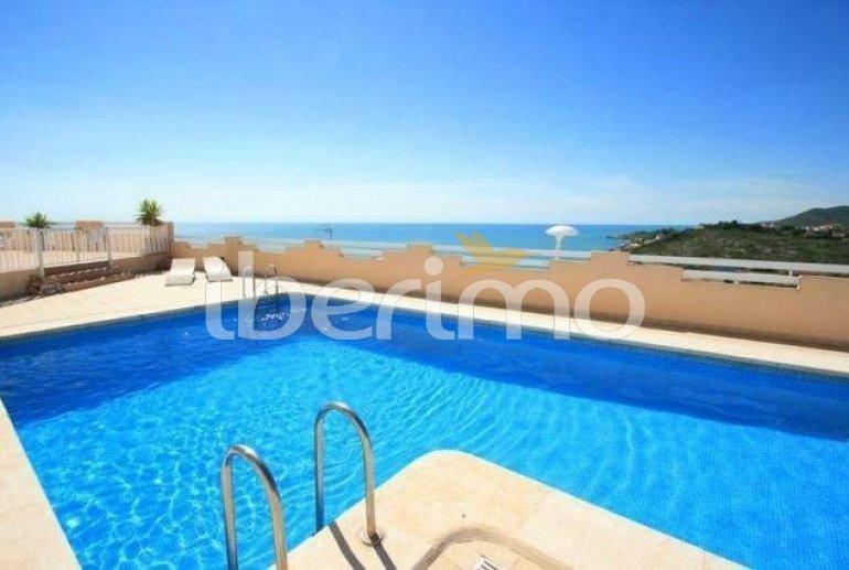 Apartamento   Peniscola para 6 personas con piscina comunitaria p0