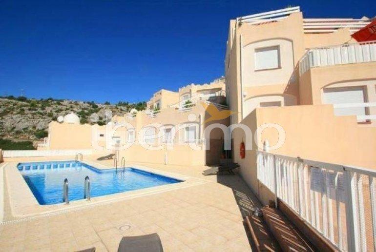 Apartamento   Peniscola para 4 personas con piscina comunitaria p2