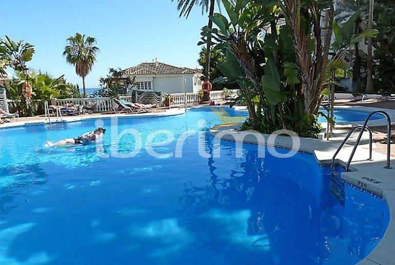 Apartamento   Benalmadena para 4 personas con piscina comunitaria p0