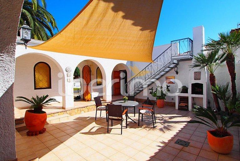 Villa   Empuriabrava para 4 personas con lavavajillas p10