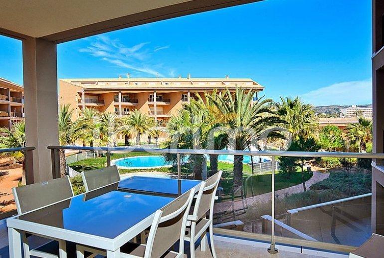 Apartamento   Javea para 4 personas con piscina comunitaria p4