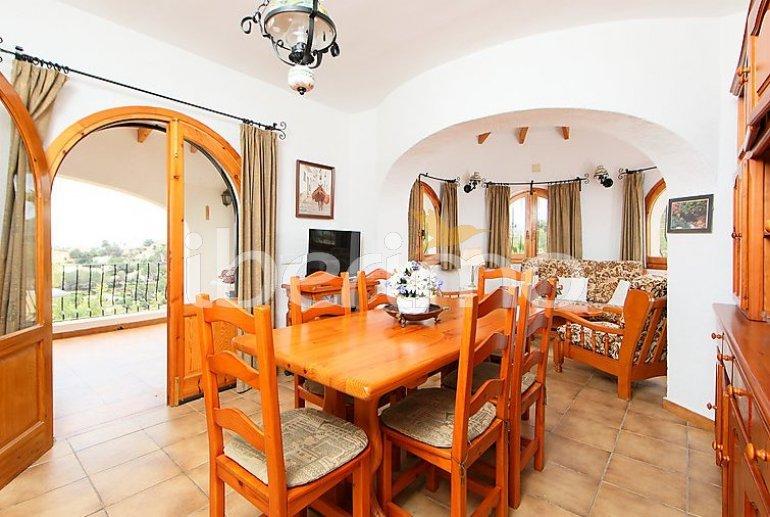 Villa   Benissa para 6 personas con piscina privada p7