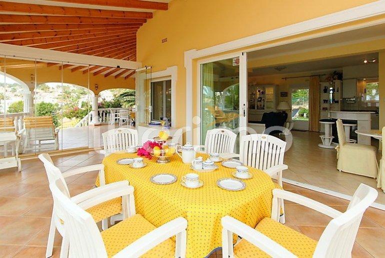 Villa   Moraira para 6 personas con piscina privada p8