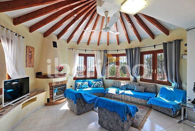 Villa   Moraira para 8 personas con piscina privada p10
