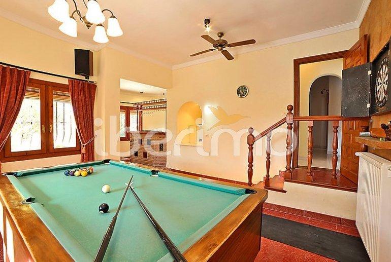 Villa   Moraira para 8 personas con piscina privada p11