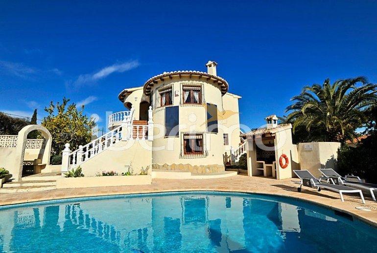 Villa   Moraira para 8 personas con piscina privada p1