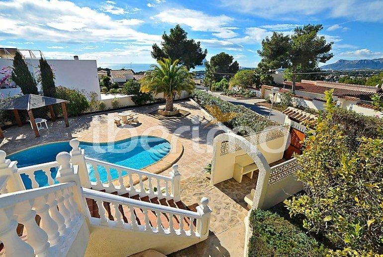Villa   Moraira para 8 personas con piscina privada p4