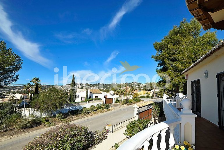 Villa   Moraira para 8 personas con piscina privada p7