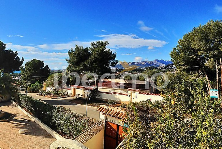 Villa   Moraira para 8 personas con piscina privada p8