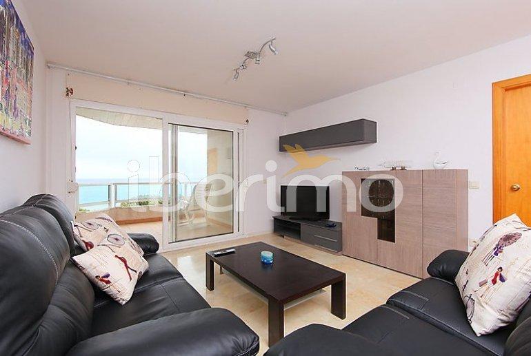 Apartamento   Blanes para 6 personas con piscina comunitaria p6