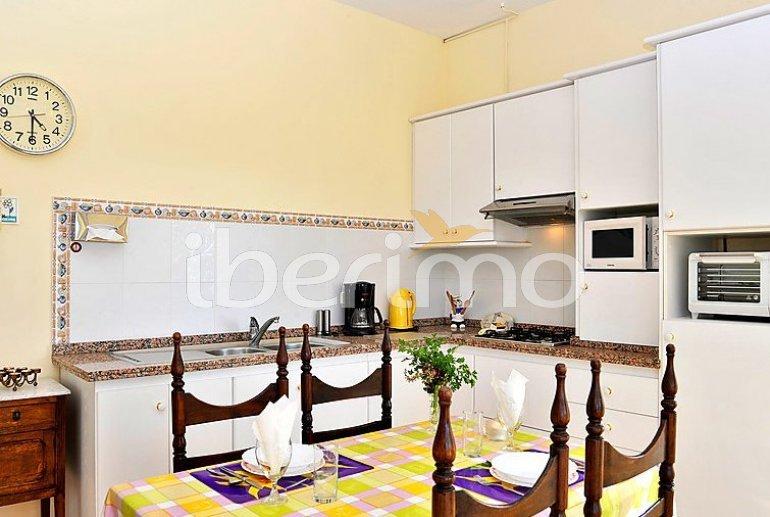 Apartamento   Moraira para 4 personas con piscina privada p4