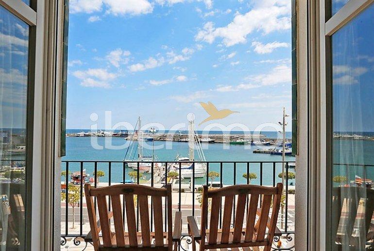 Apartamento   Cambrils para 4 personas con panorámicas al mar p3