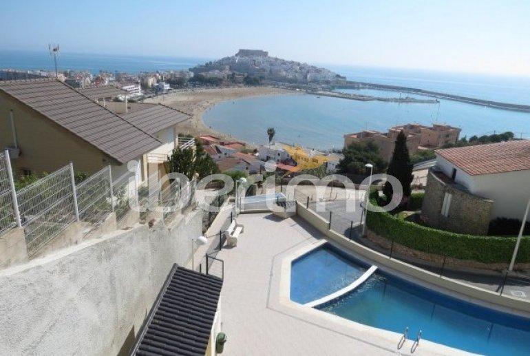 Apartamento   Peniscola para 6 personas con piscina comunitaria p4