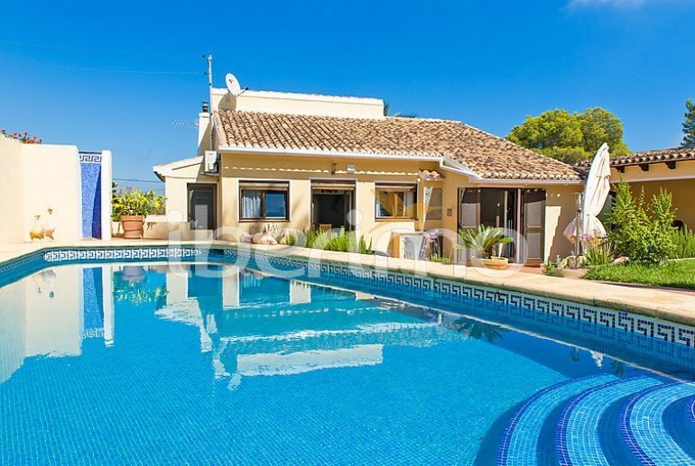 Villa   Javea para 6 personas con piscina privada p1