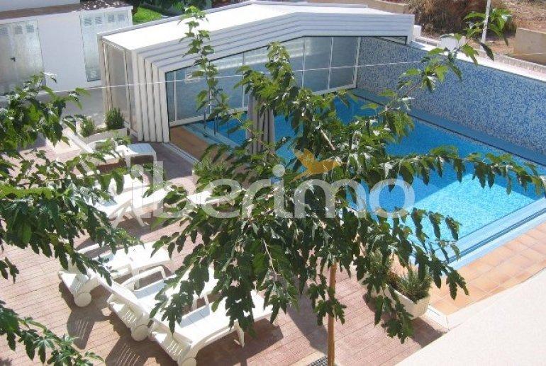 Apartamento   Benicarlo para 6 personas con piscina comunitaria y A/C p0