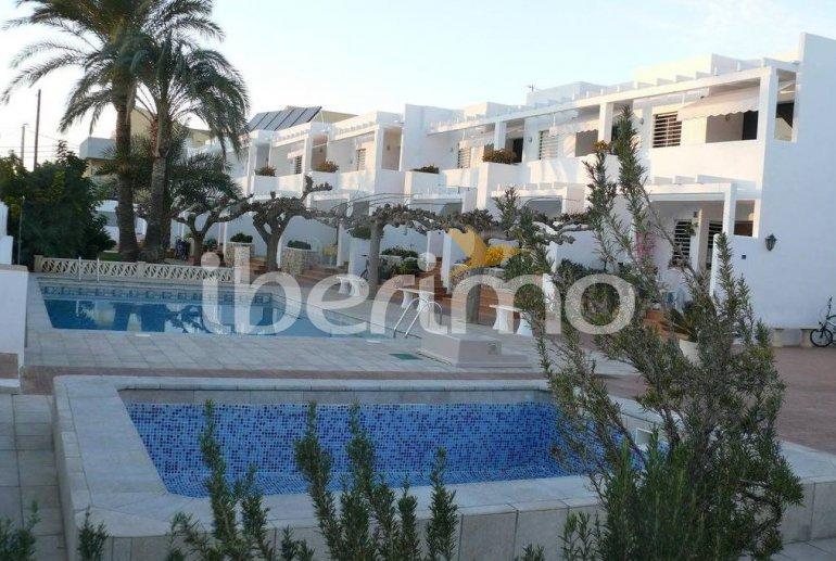 Apartamento   Benicarlo para 6 personas con piscina comunitaria y A/C p3