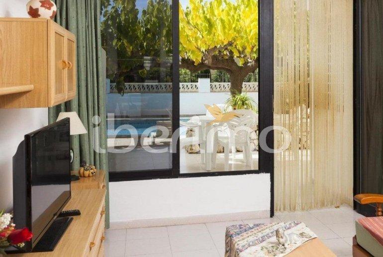 Apartamento   Benicarlo para 6 personas con piscina comunitaria y A/C p15